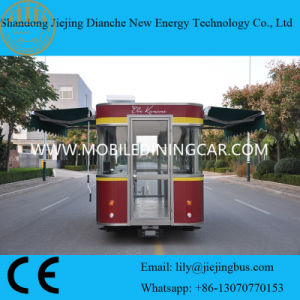 2017 Ce Approved Mobile Food Trailer with High Quality pictures & photos