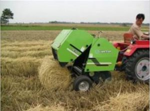 Star Round Hay Baler (Star baler model MRB0850, MRB0870, TRB0910) pictures & photos