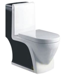 Wash Down / Siphonic One-Piece Toilet (A-0103)