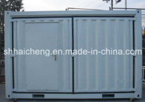 FRP Mobile Container Medicine Shop/Store (shs-fp-commercial002) pictures & photos