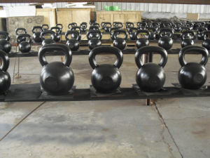 Wholesale Cast Iron Kettlebell pictures & photos