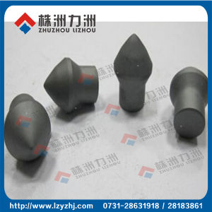 Cemented Carbide Drill Buttons for Drilling Tools pictures & photos