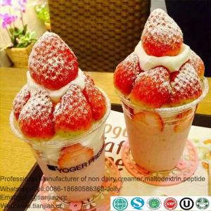 Yogurt Creamer with Strawberry Fruit Flavour From Tianjiao Supplier pictures & photos