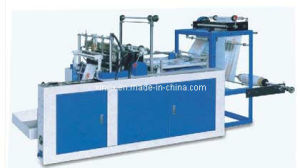 Heat Sealing and Cutting Bag Making Machine pictures & photos