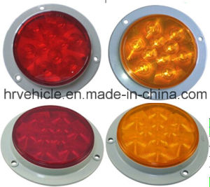 Hot Sale 4′′ LED Tail Light with Bracket pictures & photos