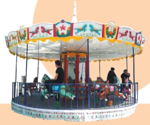 16 Seats Children Outdoor Electric Merry-Go-Round Games (M11-06501) pictures & photos