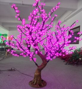 Yaye CE/RoHS LED Simulation Blossom Tree/Outdoor LED Simulation Tree with Warranty 2 Years pictures & photos