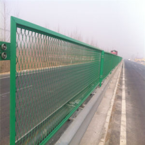 Security Welded Wire Mesh Fence pictures & photos