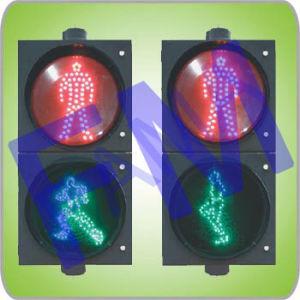 200mm Running LED Pedestrian Light (RX200-3-25-1E)