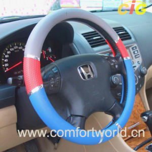 Silicone Steering Wheel Cover (SAFJ03952) pictures & photos