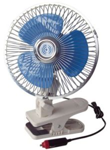 6′′oscillating Car Fan with Gimbal Clip (WIN-105) pictures & photos