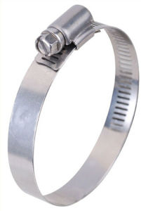 American Type Stainless Steel Hose Clamp pictures & photos
