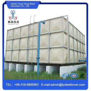 Fiber Reinforced Plastics FRP Tank Water GRP Box pictures & photos