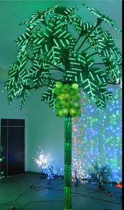 Yaye CE & RoHS LED Papaya Tree /Outdoor LED Papaya Tree /LED Papaya Tree Light pictures & photos
