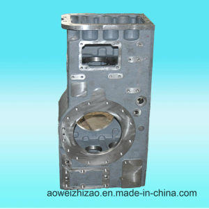 Customized Ductile Iron Casting Gearbox by Shell Casting, ISO 9001: 2008, Awkt-0002 pictures & photos