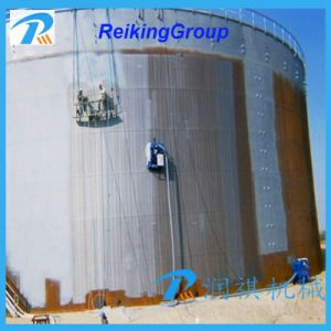 Oil Tank Shot Blasting Machine pictures & photos