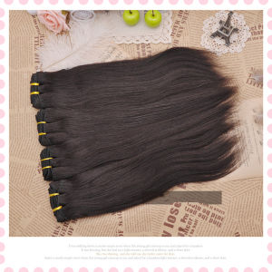 Brazilian Virgin Human Hair Weft pictures & photos
