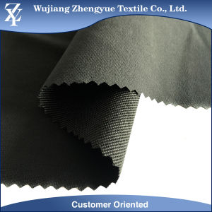 Polyester Spandex Durable Double Face 4 Way Stretch Windbreaker Fabric for Sportswear pictures & photos