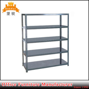 4 Layer Steel Storage Furniture Light Duty Goods Iron Shelf Rack pictures & photos