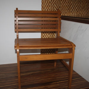 Modern Style Chair with Bamboo Strip pictures & photos