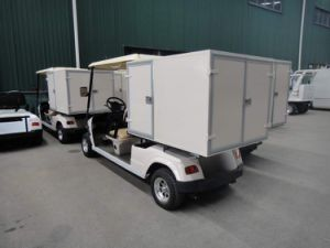 Electric Catering Cart, with Closed Box, for Room Service, Eg2048t pictures & photos