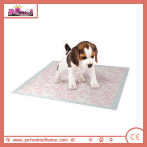 Lovely Pink Bowknot Disposable Printed Pet Pad pictures & photos