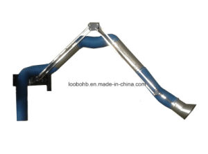 Qingdao Loobo Stainless Steel Hose Extraction Arm & Flexible Extracor Arm pictures & photos
