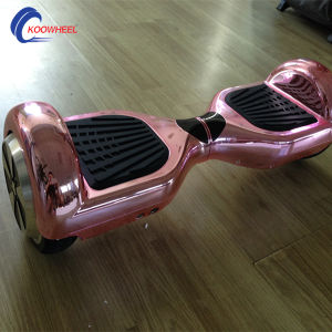 The Leading Two Wheel Electric Scooter Chrome Self Balance Electric Scooter pictures & photos