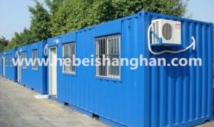 High Quality EPS Sandwich Panel Container House for Home and Office