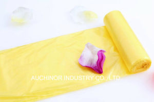 Custom Printing Plastic Roll Flat Garbage Bag pictures & photos