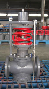 Self Control Valve for Regulating Inlet Pipe Pressure