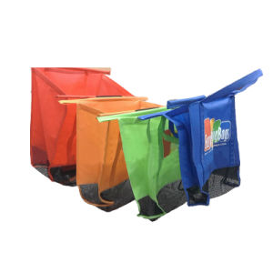 China Supermarket Reusable Trolley Shopping Bag - China Non Woven ...