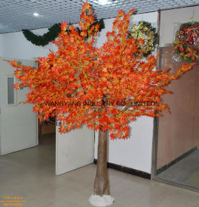 Artificial Fake Synthetic Maple Tree pictures & photos