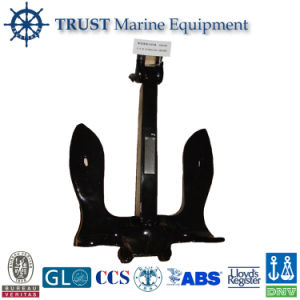 Marine Us Navy Stockless Boat Anchor with CCS, BV, Dnv, Lr, ABS, Gl, Rina pictures & photos