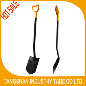 High Quality Ergonomic Handle All Metal Spade pictures & photos