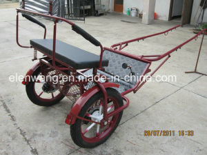 Sulky Carriage Pony Horse Cart (GW-HC05-1#) pictures & photos