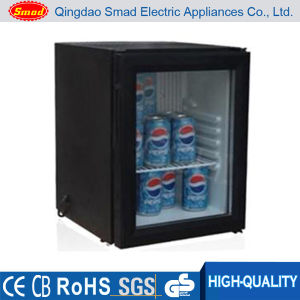 40L Absorption Single Glass Door Cold Drink Refrigerator pictures & photos