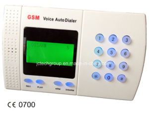 Intelligent GSM Burglar/Intrusion Alarm Factory/Manufacturer