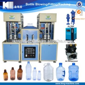 Semi-Automatic Pet Jar Blow Molding Machine pictures & photos