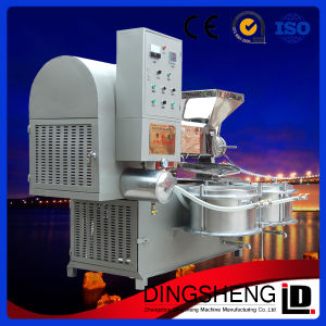 Dingsheng Brand Oil Press Machine for Soybean Zl-120 pictures & photos