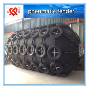 Marine Natural Rubber Fender Used for Ship or Dock pictures & photos
