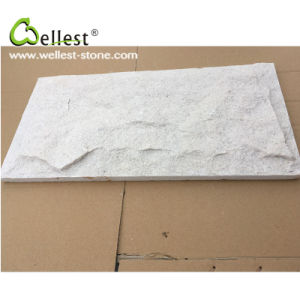 Wholesale Natural Pink Quartzite Mushroom Stone for Wall Decoration pictures & photos