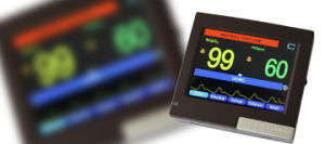 CE Handheld Pulse Oximeter (PM60A) pictures & photos