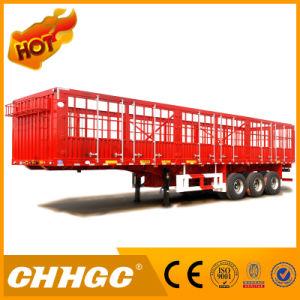 3axle Van-Type Truck Cargo Semi-Trailer