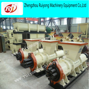 Moist Coal Extrusion Machine/Briquette Coal Powder Extrusion Machine pictures & photos