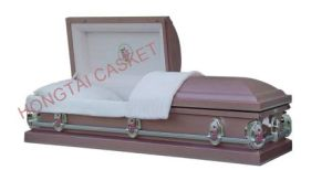 18ga Metal Casket for The Funeral Products