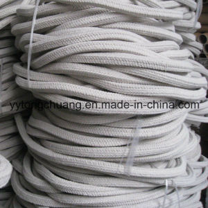Refractory Furnace and Kiln Ceramic Fiber Wool Square Braided Rope pictures & photos