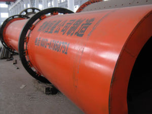 High Efficiency Rotary Sand Dryer for Sale pictures & photos