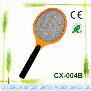 Chinese Electric Mosquito Racket Factory with Light pictures & photos
