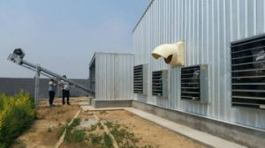 Poultry House Ventilation System with Slughter Room pictures & photos